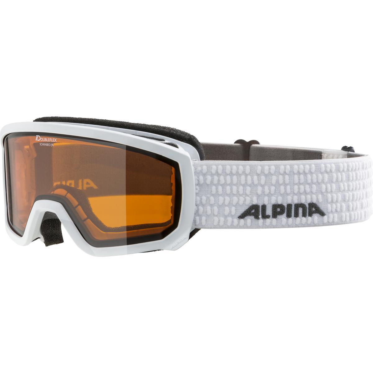 ALPINA M/ädchen Scarabeo Jr Hm Skibrille
