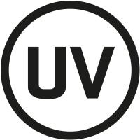 100% UV-A, -B, -C-Schutz